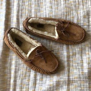 UGG slipper moccasins